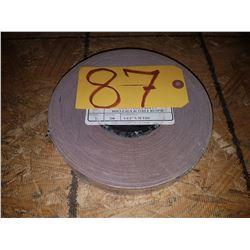 Hi Tech Abrasive Resin Cloth Roll 1''1/2 x 55yds Gr280