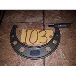 Mitutoyo Micrometer 5''-6''