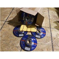 New Reflex Grinding Disc 4''1/2 x 1/4'' x 7/8''