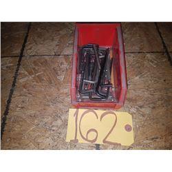 Box of Allen Keys