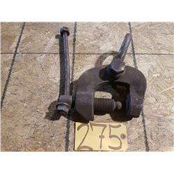 C Frame Vise 3 ton with D Shackle