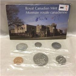 CHOICE of 28 Canada Year Sets