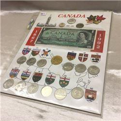 Canada 1867-1992 Set
