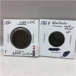 Nova Scotia Coins (2)