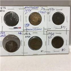 Newfoundland Large Cent (6)