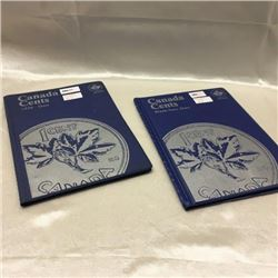 Canada One Cent (2 UniSafe Folders)