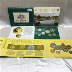 Australian Mint Sets (2)