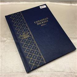 Canada Five Cent - Whitman Folder