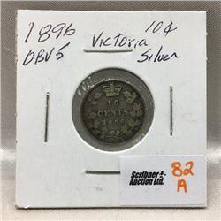 Canada Ten Cent  (CHOICE of 5)