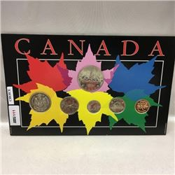 Canada Coins of the Year Sets (CHOICE of 17)