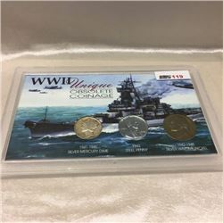 USA WWII Unique Obsolete Coinage