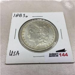 USA Silver Dollar (CHOICE of 3)