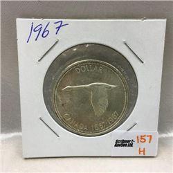 Canada Silver Dollar (CHOICE of 9)