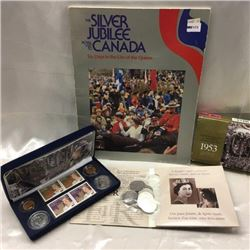 Queen Elizabeth II (3 Collector Items)
