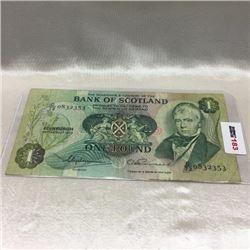 Bank of Scotland 1977