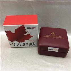 RCM Canada Fine Silver