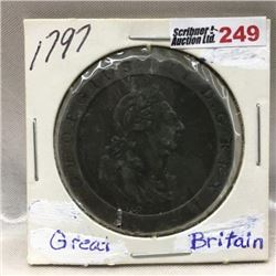 Great Britain 1797