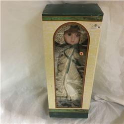 LOT25J: Porcelain Dolls (CHOICE of 11)
