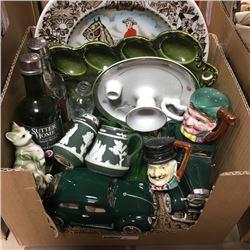 LOT40: Box Lot: Green Theme