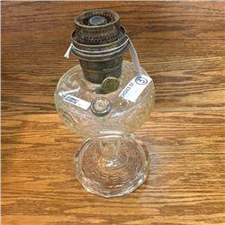LOT54: Aladdin Coal Oil Lamp - Washington Drape (CHOICE of 3)