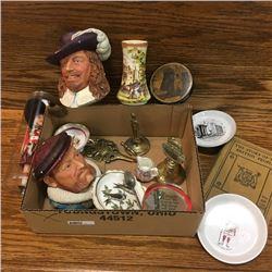 LOT67: Box Lot - British Theme