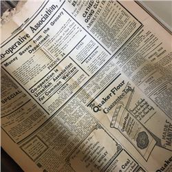 LOT73: Lloydminster Times 1913