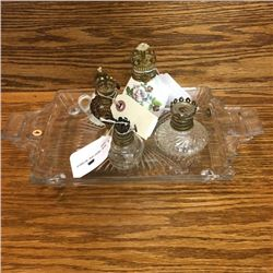 LOT83A: Mini Lamps - Groupings (CHOICE of 3)