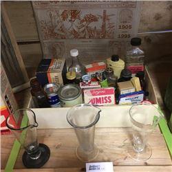 LOT120: Tray Lot : Vintage Kitchen