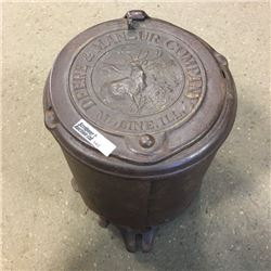 LOT143: Corn Planter Canister