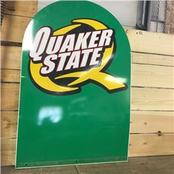 LOT153: Quaker State Sign