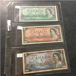 LOT245: Canada Bills