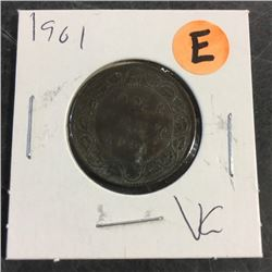 LOT249E: Canada Large One Cent (CHOICE of 6)