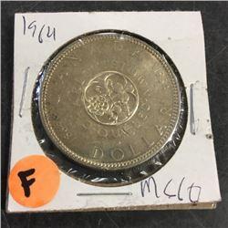 LOT253F: Canada Silver Dollar (CHOICE of 10)