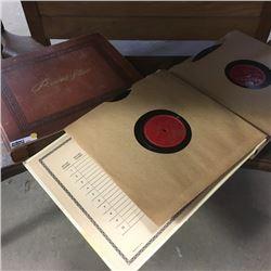 LOT268: Vintage Record Albums