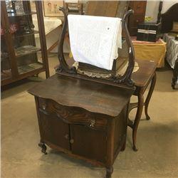 LOT274: Parlor Table (Lower Shelf)