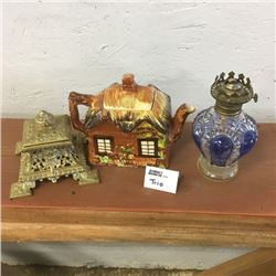 LOT294: Trio Combo - Collectibles