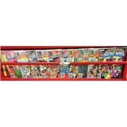 LOT315: Comic Books