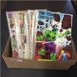 LOT319: Comic Books
