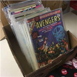 LOT320: Comic Books