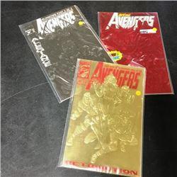 LOT321: Comic Books