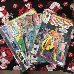 LOT322: Comic Books