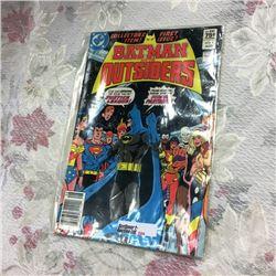 LOT324: Comic Books