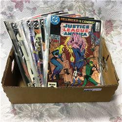 LOT326: Comic Books