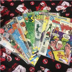 LOT327: Comic Books
