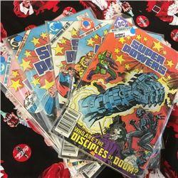 LOT329: Comic Books