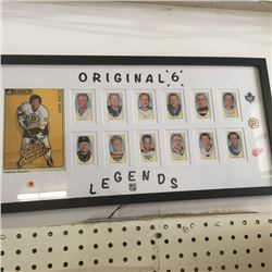 LOT375A: Hockey Pictures - Large Card & 12 Mini Champ's (CHOICE of 2)