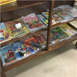 LOT410: Nice Collection of Vintage Comic Books