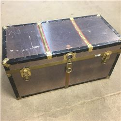 "LOT435: ""Christie Baggage"" Trunk"