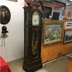 LOT483: Howard Miller Grandfather Clock