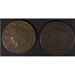 1816 VG & 1823 G/VG
